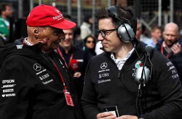 Wolff: ''Monaco moeilijk weekend door overlijden Lauda''