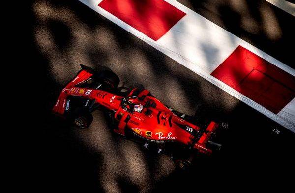Ferrari kiest voor 2020 in plaats van 2021