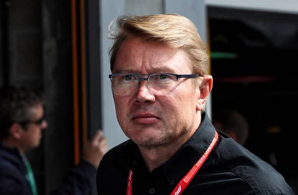 Hakkinen: It's a shame to see him in a place where he can't win