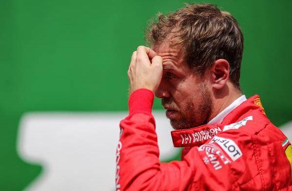 Column: Vettel blijkt ook voor Ferrari net niet goed genoeg voor de top