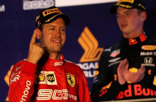 Ferrari: Singapore right time to let Vettel win F1 race