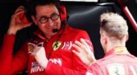 Afbeelding: Binotto zegt dat Vettel na Singapore wist dat hij op het team kon rekenen