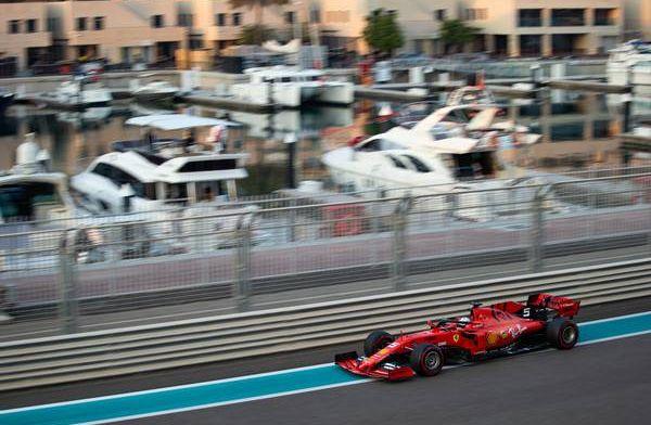 Gerucht: Ferrari werkt aan drie verschillende chassis richting 2020