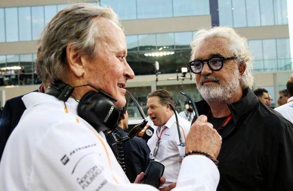 Flavio Briatore predicts where F1 will go on the grid next
