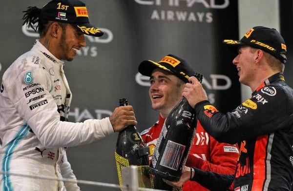 "Marko: Max Verstappen ""may be quicker"" but Lewis Hamilton ""is still better"""