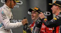 "Image: Marko: Max Verstappen ""may be quicker"" but Lewis Hamilton ""is still better"""