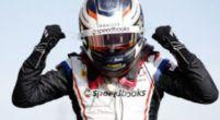 """Afbeelding: De Vries over Formule 2: """"Debuutjaar was rommelig, stopte bijna met éénzitters"""""""