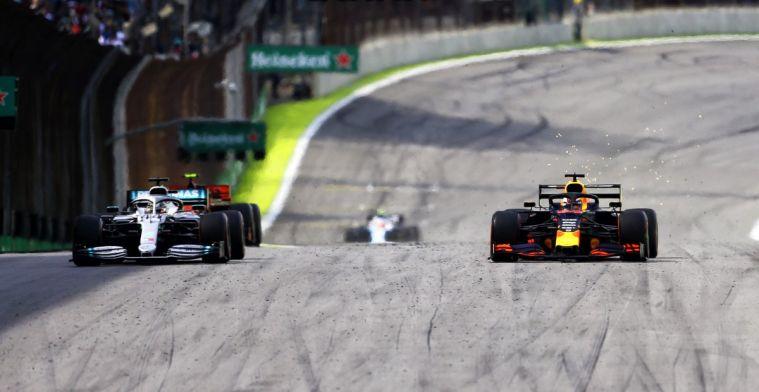 'Hamilton kan records pakken, maar Verstappen zal zijn leven moeilijk maken'