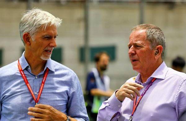 Brundle: Duidelijk dat de beste jaren van Vettel achter hem liggen, toch?