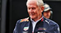 """Image: Max Verstappen says Helmut Marko is """"very friendly!"""""""