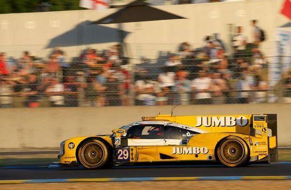 Max Verstappen hoeft zich geen zorgen te maken over sponsor