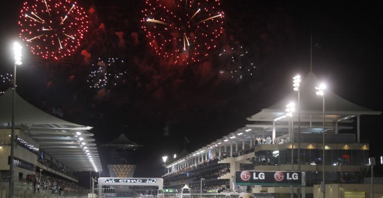 Formule 1 races in de winter, waarom niet? Het is allesbehalve uniek