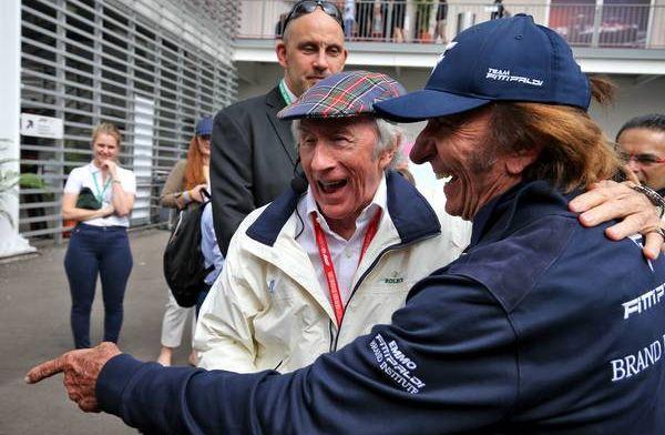 Stewart grapt: Hoe heet die Nederlandse coureur ook alweer?