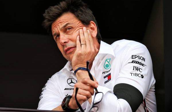 Wolff: ''We bespreken weleens of de Formule 1 nog dezelfde betekenis heeft''