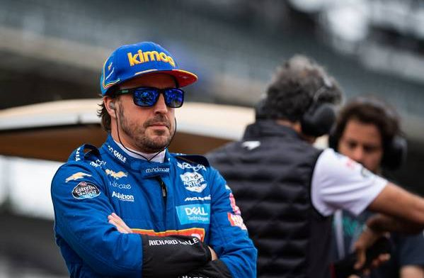 Fernando Alonso: The biggest goal is to reach the finish line