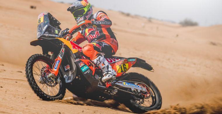 Het motorklassement in de Dakar Rally: Zelden was één fabrikant zo dominant