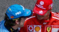"""Afbeelding: Alonso in vergelijking met Schumacher: """"Fernando is veel openlijker meedogenloos"""""""