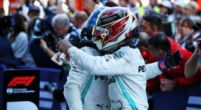 """Image: Wolff: """"No political games"""" at Mercedes will help Hamilton achieve F1 records"""