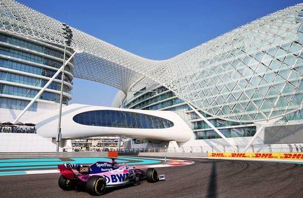 Racing Point doorstaat als eerste team in de Formule 1 de crashtest