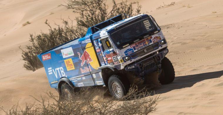Dakar etappe 1: Lekke banden, verrassende winnaars en problemen voor Nederlanders