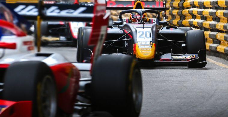 MP Motorsport maakt eerste coureur van Formule 2-lineup bekend