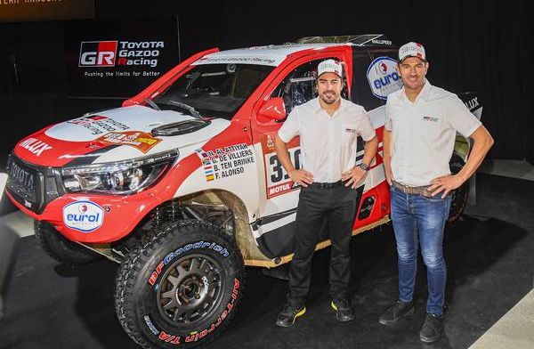 Alonso 11th in first Dakar Rally stage as Mini dominate!