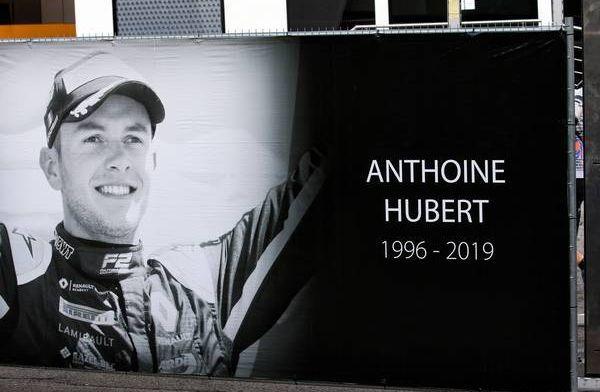 Startnummer 19 van Anthoine Hubert zal niet langer gebruikt worden