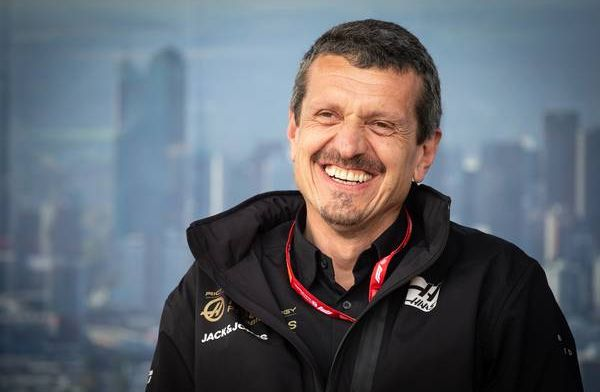 Guenther Steiner says he was pretty close to sacking one of his drivers!