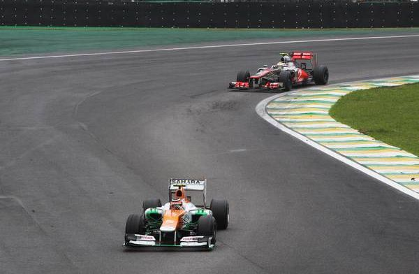 Szafnauer believes 2012 Brazilian Grand Prix was Force India's missed high point