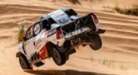 Image: Watch: Alonso uses duct tape and zip ties to patch up Toyota in Dakar!