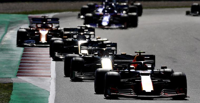 Szafnauer waarschuwt: Formule 1 kan langzamer worden dan Formule 2
