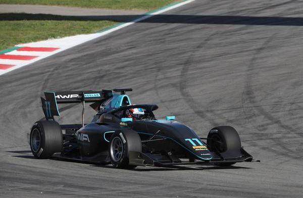 'De zoontjes van' maken opwachting in Formule 3