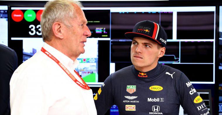 Marko lovend over Verstappen na eerste jaar als teamleider van Red Bull Racing