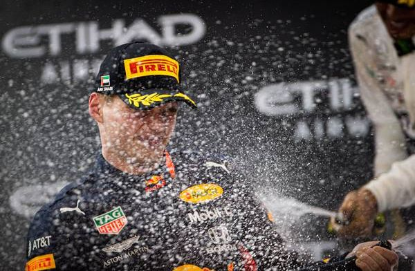 Max Verstappen's Red Bull contract reportedly worth 40 million euros per season