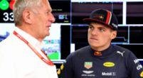 Afbeelding: Marko lovend over Verstappen na eerste jaar als teamleider van Red Bull Racing