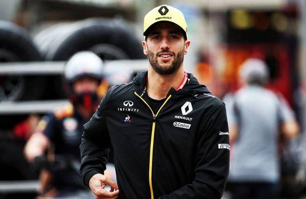 Daniel Ricciardo reveals his greatest Formula 1 rival