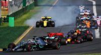 "Image: ""Business as usual"" for Australian GP despite raging bushfires"