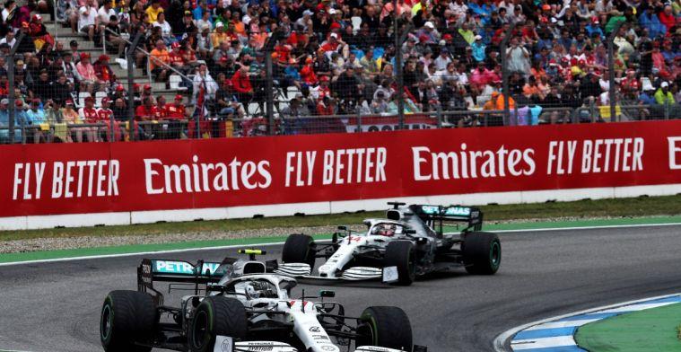 Mercedes verloor zelfvertrouwen door opeenstapeling van fouten in Duitsland