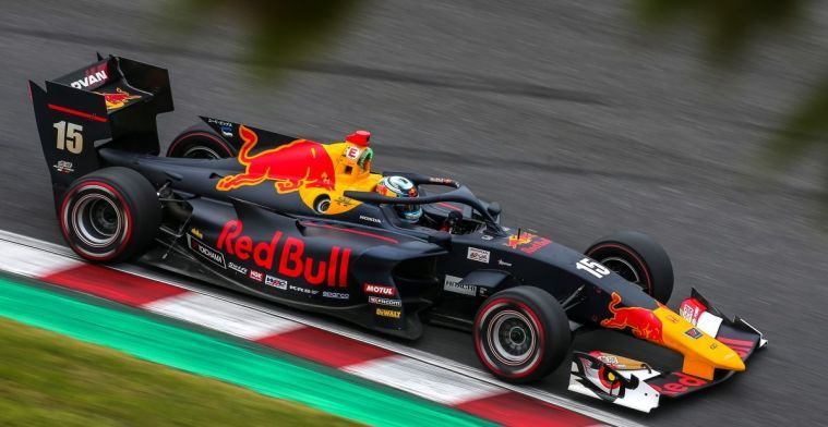 Why Red Bull opt to send their young talent to Japan