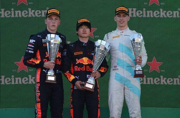 Honda junior Yuki Tsunoda secures Formula 2 seat with Carlin