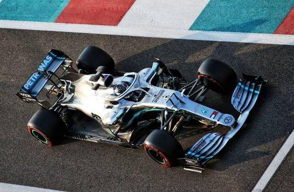 """Bottas: """"Zou knullig zijn niet van teamgenoot te leren als hij Hamilton heet"""