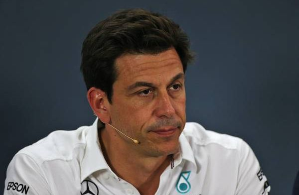 Toto Wolff says his first job at Mercedes was to ask for more money!
