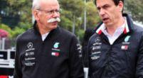 Afbeelding: Toto Wolff's eerste taak als teambaas bij Mercedes was vragen om meer budget