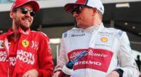 Afbeelding: Wat als Raikkonen in 2019 bij Ferrari had gereden in plaats van Leclerc?
