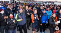 Image: Stage eight of Dakar Rally called off after Paulo Gonçalves death