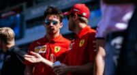 """Image: Leclerc on relationship with Vettel: """"We are mature enough to work together"""""""