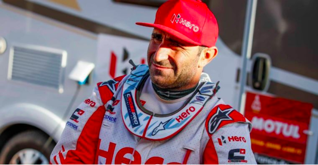 Hero MotoSport stop racing in Dakar Rally 2020 after Goncalves passing