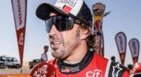 Afbeelding: Alonso héél dicht bij eerste overwinning in etappe 8 van Dakar Rally