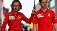 """Image: Leclerc admits it was an """"intimidating challenge"""" joining Vettel at Ferrari"""