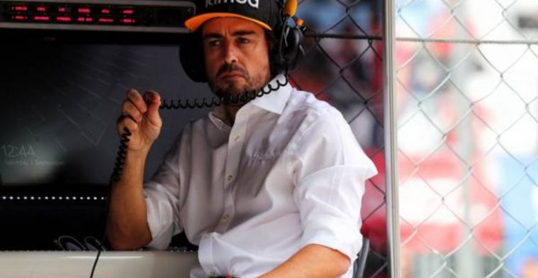 Fernando Alonso's F1 return will be on the table